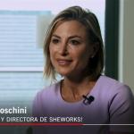 Silvina Moschini – Entrevista con Telemundo