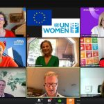 How to reach gender equality in tech –   United Nations 65th Commission on the Status of Women